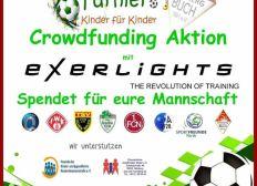 Charity Fußballturnier Kinder für Kinder