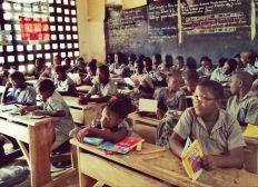 Soutenons les enfants de l'école primaire baptiste et de l'orphelinat Sinaï