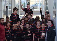 Cagnotte pour le stage de Rugby des Minimes