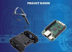 Projet robot a pilotage neuronale