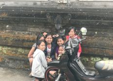 Soutiens pour les sinistrés en Indonésie