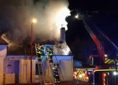 venir en aide a Nicolas et Sandrine qui on tout perdu ( maison ravager par le feu )