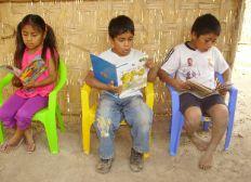 Help education in Peru