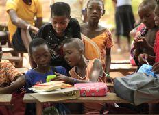 Projet Komla Togo: envoi de fournitures scolaires