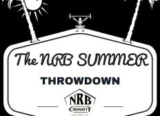 NRB Summer Throwdown