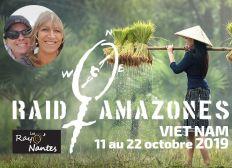 LES RAYO'NANTES - Raid Amazones 2019