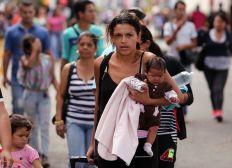 Help Venezuelan families in Colombia