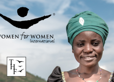 Join THF and support Women for Women!
