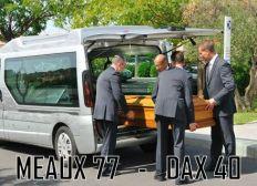 Aider ma mère à pouvoir faire rapprocher mon père et transférer son cercueil
