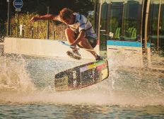 Wakeskate project in New Zealand