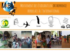 MOBIL' : Solidarité Internationale au Togo des étudiants Orthophonistes