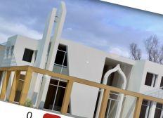 Construction école DAR ESSALAM à VILLEFONTAINE