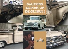 SAUVONS LE PICK-UP DE GUIGUI