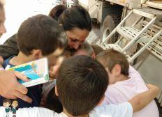 Premier voyage des enfants de Santo-Tirso à Nantes