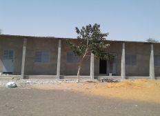 Projet de la réhabilitation d un école de brousse