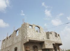 Need Help To Cover A Family Home In Yemen