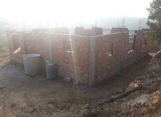 Association AECD: Solidarité pour une famille démunie a construire un toit
