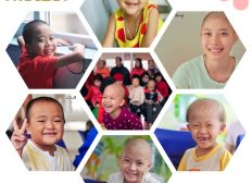 Children with Cancer in Vietnam