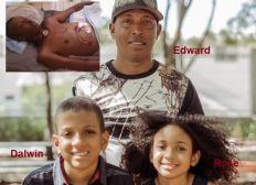 Medizinische Hilfe für Edward Vargas
