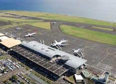 Rachetons l'aéroport Roland Garros de la Réunion