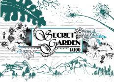 Secret Garden Tatoo