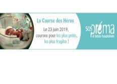 SOS PREMA - COURSE DES HEROS