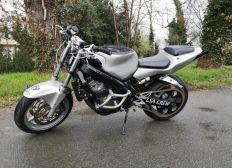 Tombola Moto : remporte une HONDA 600 CBR FS 01 Stunt