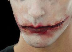 No Joker face !