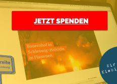 Brand Bekenhof Kiebitzreihe