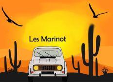 Les Marinot - 4L trophy 2020