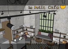Le Petit Café , AREQUIPA