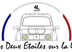 Les Deux Etoiles sur la 4L - Raid 4L Trophy