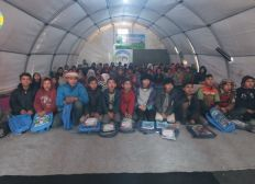 Help Build School Tents For The Children Still Living In Syria.