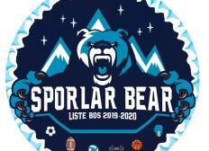 Sporlar Bear