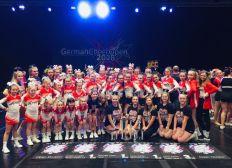 Unterstützen Sie die Angels Cheerleader aus Augustdorf