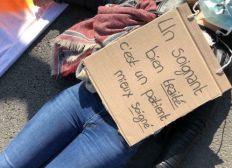 Soutien aux grévistes du CHP St Grégoire