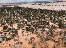 appui aux victimes du cyclone Idai en Mozambique