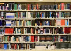 Eigene Privatbibliothek