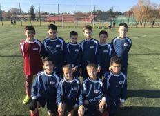 Participation de jeunes footballeurs à un tournoi