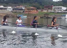 Equipo de Remo Juvenil - Regata El Salvador 2019