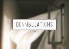 """""""DEAMBULATIONS - LA SERIE"""""""