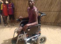 Une chaise roulante pour l'autonomie de Sidy Diop