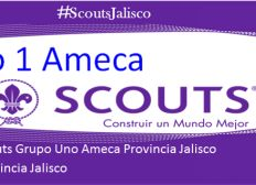 Apoya a chic@s de Ameca, Jalisco a obtener su registro y uniforme Scout