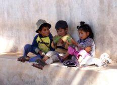 Aide communautaire à El Terrado, Bolivie avec l'association Apapaya