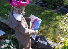 Ruhe in Frieden Julian. Wir sammeln für deine Kinder.
