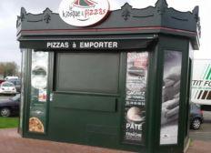 Projet d'ouverture d'un Kiosque à Pizzas