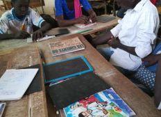 Ecole de SEKHELA DIARGA  AU SENEGAL