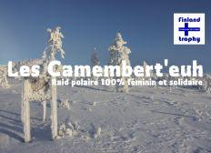 Les Camembert'euh au Finland Trophy 2021