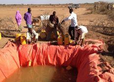 Draught in somalia