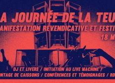 La Journée de la Teuf 2019 - Manifestation revendicative et festive !